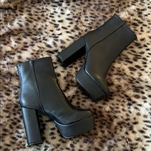 New Missguided booties 8